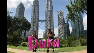Zumba Dance Fitness Video - Dura by Daddy Yankee - Masterjedai