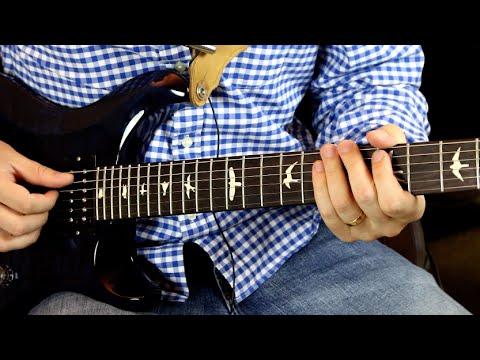 Rhythm Guitar: Finding the Groove Pocket