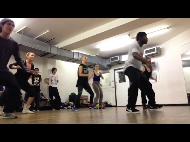House Dance Class | Sonando Contigo - Kiko Navarro
