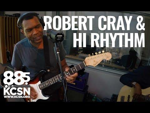 Robert Cray   @ 885 KCSN  Just How Low