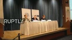 LIVE: OSCE holds press conference on Turkey's constitutional referendum