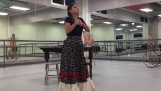 Marisol Salcedo escenifica a Frida Kahlo