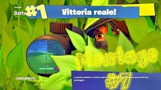 Fortnite : Sniper  Montage 👤🚫