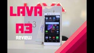 LAVA A3 review