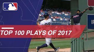 Check out the top 100 plays from 2017 thumbnail