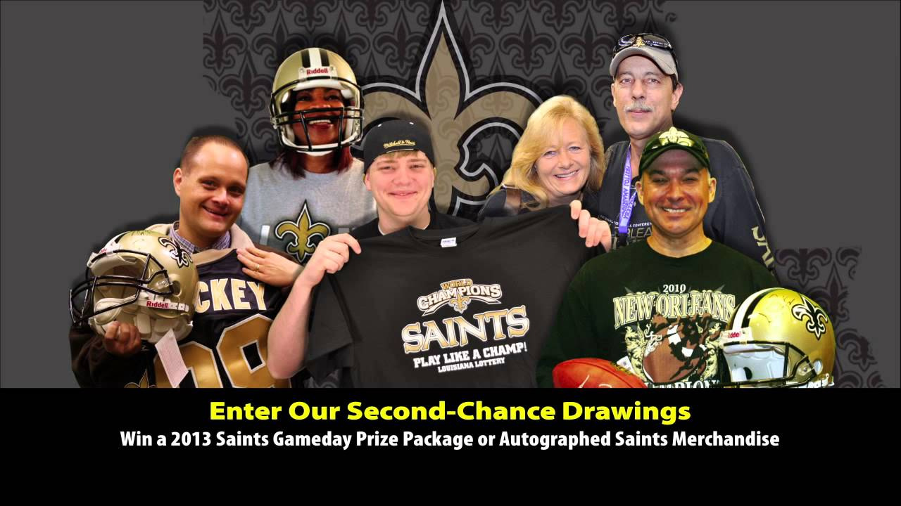 Saints Winners no script
