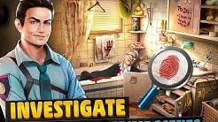 Criminal Case - Case #1 - Mobile Crime Game