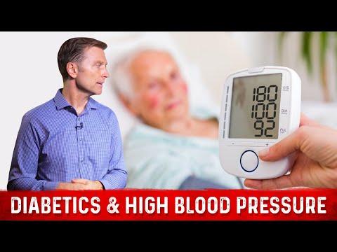 Why Diabetics Get High Blood Pressure