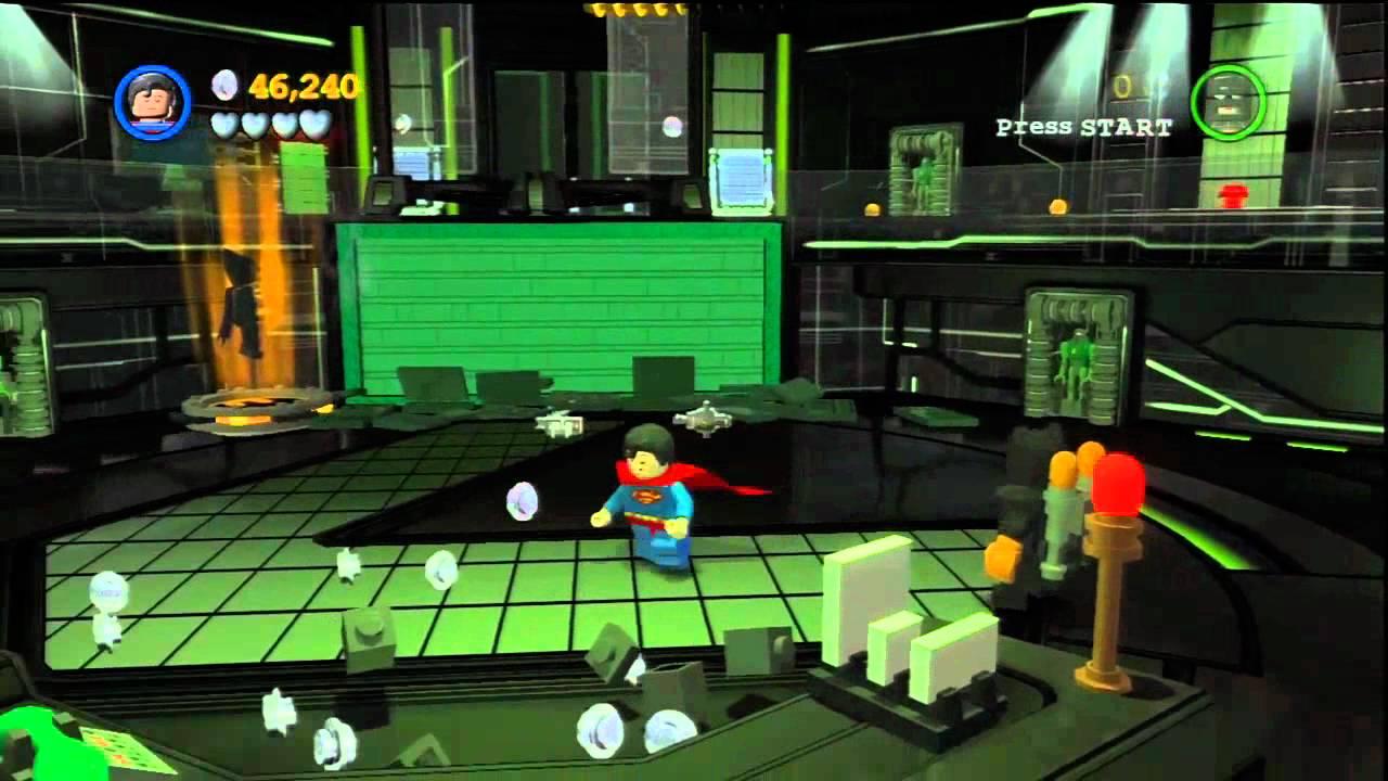 lego batman 2 walkthrough - 1280×720