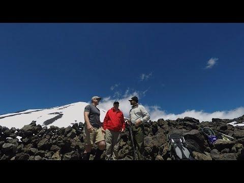 Mt Adams Climb 2015