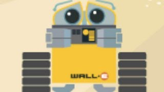 Wall-E (the game) DS
