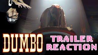 DUMBO: TRAILER REACTION (Tim Burton e la sua COMFORT ZONE)
