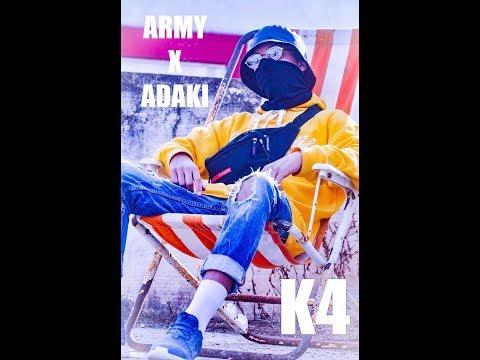 ARMY X ADAKI - K4 - Rap Tunisien 2018