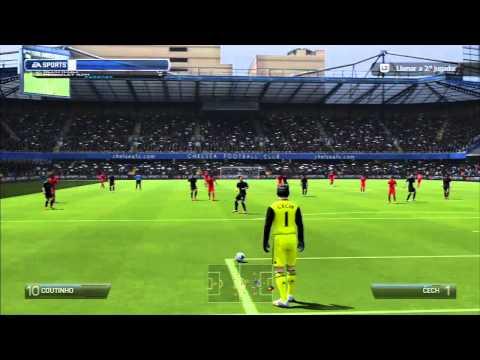 FIFA 14: CHELSEA LIVERPOOL | OTRA VICTORIA