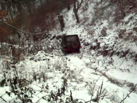 VW Iltis Snow