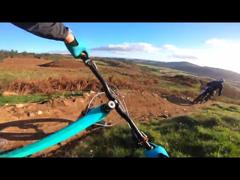 Comrie Croft - mtb - Scotland