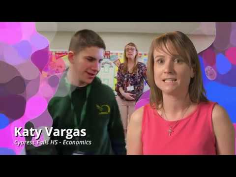 Cypress Falls High School - Katy Vargas