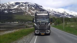 Trucking Holland/Norway