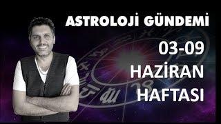 3-9 Haziran Astroloji Gündemi ve Burç Etkileşimleri (Astrobox)
