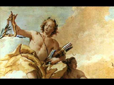 P. F. Cavalli - Gli amori d'Apollo e di Dafne (1640), Lamento d'Apollo