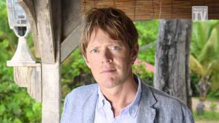 Kris Marshall: 'Death in Paradise is murder with nice hair!'