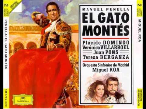 EL GATO MONTÉS - MANUEL PENELLA.