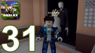 ROBLOX - Gameplay Walkthrough Part 31 - The Normal Elevator (iOS, Android)