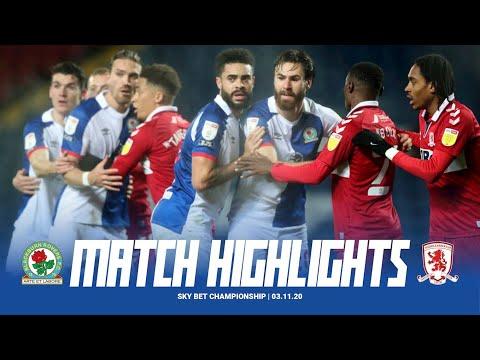 Blackburn Middlesbrough Goals And Highlights