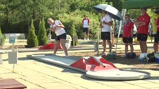 GERMANY SWEPT ALL THE GOLDS! - WMF Minigolf World Championships 2015 in Lahti (Finland)