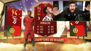 OMG I PACKED RED RONALDO!! FIFA 20