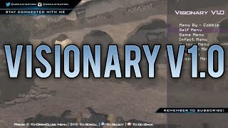 MW2 | TU8 | Visionary v1.0 | Source And Dll | +Download