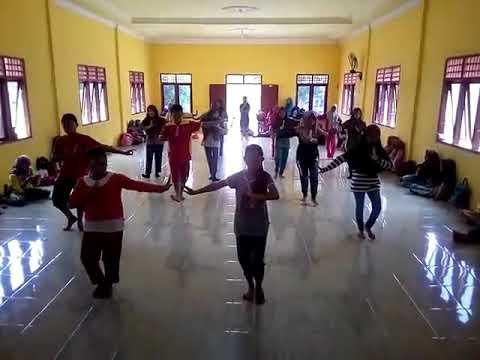 Tari Bedana Lampung   Persiapan Festival Way Kambas Mp3