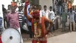 Newswala : Bonalu julus 2012 at Sayeedabad & Madannapet.