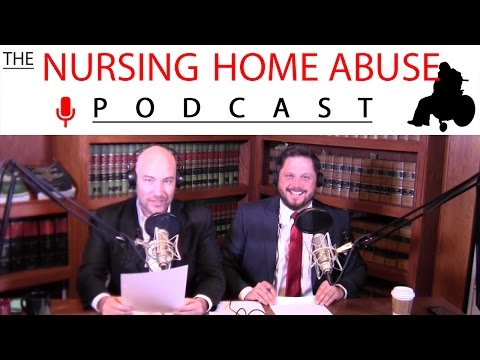 Nursing Home Abuse Podcast # 14 - Window blind cords are a hidden nursing home danger