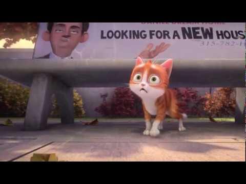 Кіт Грім і зачарований дім - Видео онлайн