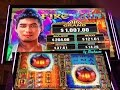FIRE RAIN Slot Machine BONUS WINS 2 Videos mp3