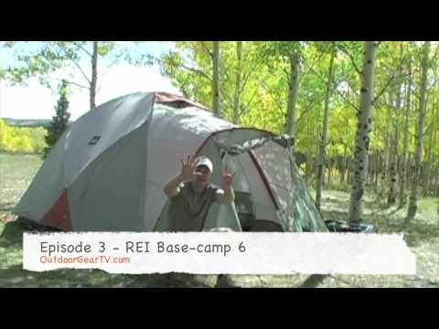 & REI Base Camp 6 Review - YouTube
