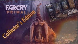 Коллекционное издание Far Cry Primal | Far Cry Primal Collector`s Edtion