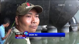 Penampungan Air Untuk Memancing Ikan Di Surabaya -NET24