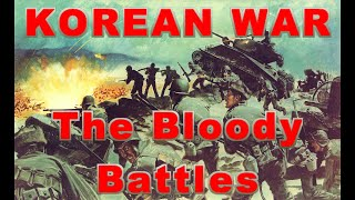 Korean War Documentary: The INTENSE Korean War Battles!!!