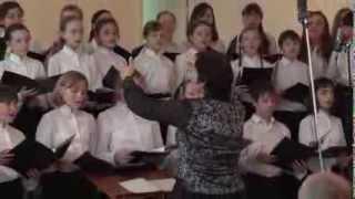 Дни современной музыки в Астрахани - Концерт ''Композиторы - детям'' 30.10.2013 года