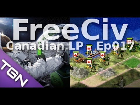 FreeCiv 2.4.0 [SDL Client] Canadian LP - Ep017