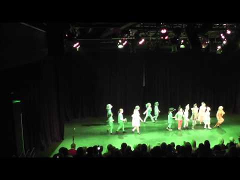 """PQA TEES VALLEY Green Group """"The Wizard Of Oz"""""""