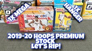 2019-20 NBA Hoops Premium Stock Ripppp! I'm back?! 😜