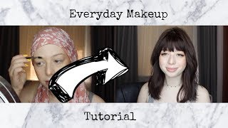 Everyday Makeup Tutorial for Chemotherapy patient