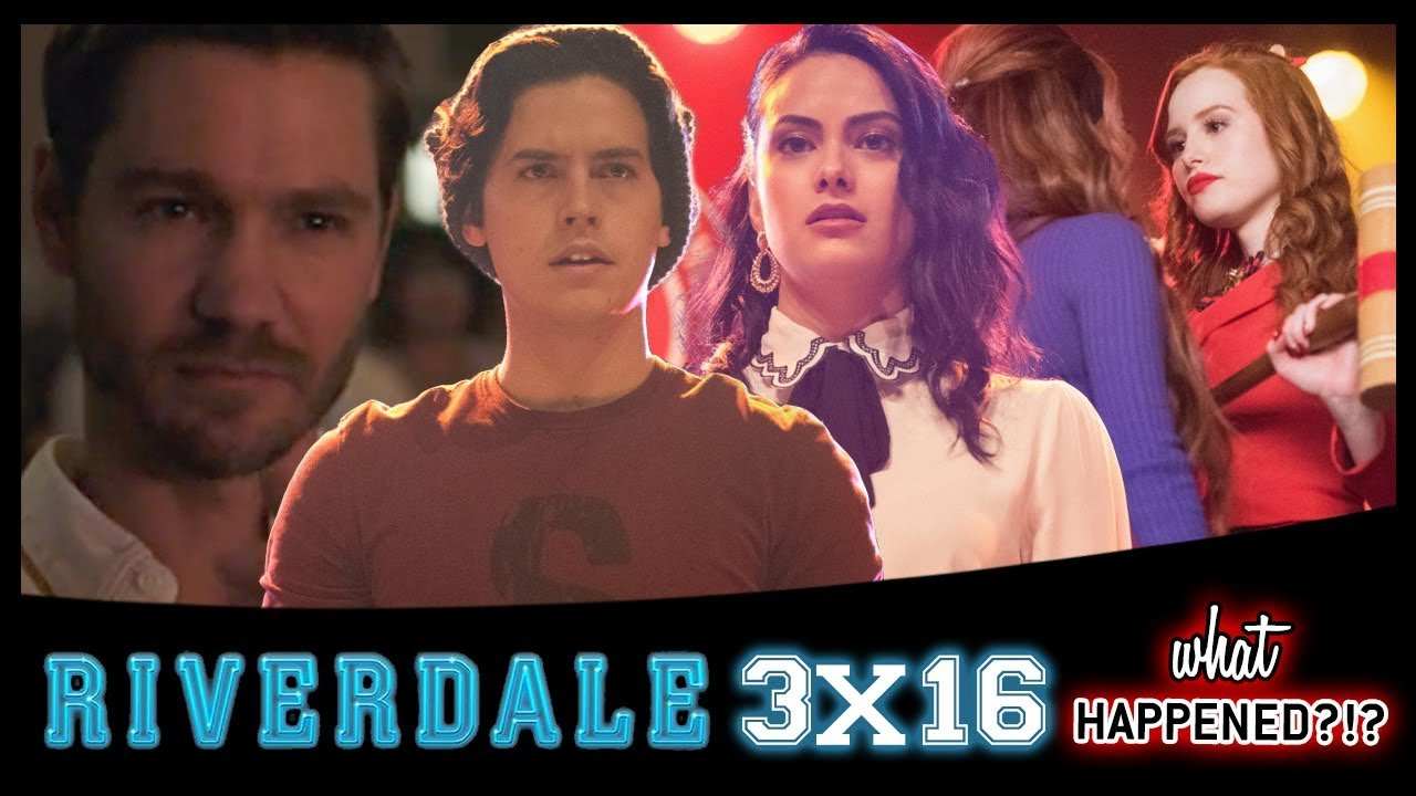 Download RIVERDALE 3x16 Recap: Heathers The Musical, Cole Sprouse Sings & Edgar Evernever Arrives
