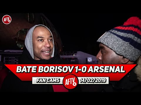 Bate Borisov 1-0 Arsenal | There Is No Fight In The Team, We Need Leaders!