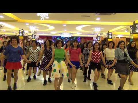 Grease : The One Line Dance Choreographed By Anthony ( MLD - IND )