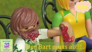 Playmobil Film Deutsch DER BART MUSS AB!! ♡ Playmobil Geschichten mit Familie Miller