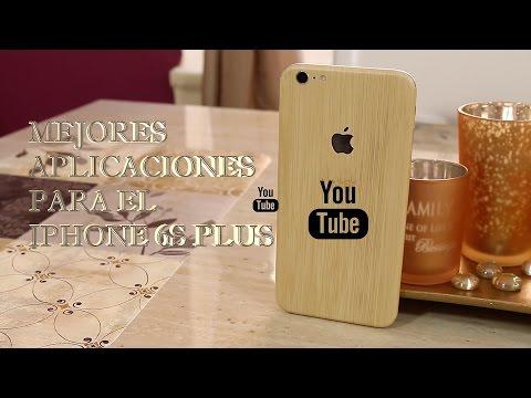 Mejores Aplicaciones Gratis para iPhone 6s Plus!